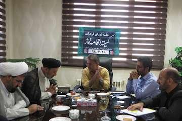 تفاهمنامه بومیسازی برنامههای نماز راهداری و ستاد اقامه نماز استان