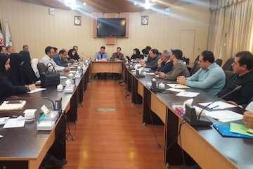 برگزاری اولین جلسه هماهنگی برای شناسایی و معرفی محورهای نیازمند طراحی شهری آذربایجانشرقی