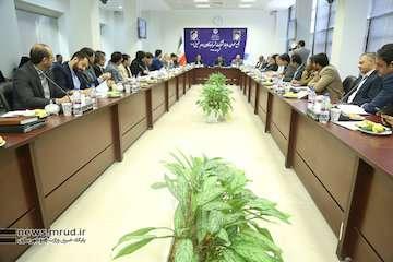 مجمع عمومی شرکت شهر فرودگاهی امام خمینی (ره)  برگزار شد / برنامهریزی شهر فرودگاهی برای پیشبرد پروژههای عمرانی