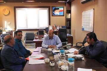 برگزاری ملاقات مردمی مدیر کل راه و شهرسازی استان همدان با شهروندان