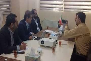 دیدار مدیرکل هواشناسی گیلان با نماینده مردم آستارا در مجلس شورای اسلامی
