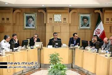 برگزاری یکصدوپنجمین نشست کمیسیون ایمنی راههای کشور