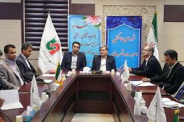 سومین جلسه شورای هماهنگی امور راه و شهرسازی استان مرکزی  برگزار شد