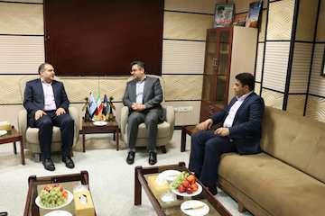 ظرفیت پایانه های مرزی خوزستان باید معرفی شود