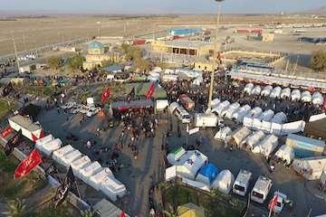 وزیر راه و شهرسازی از دو مرز شمالشرق کشور بازدید میکند