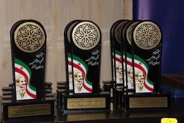 کسب مقام برتر توسط راه و شهرسازی استان البرز در جشنواره شهید رجایی