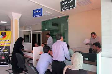 برگزاری اردوی جهادی میز خدمت اداره کل راه و شهرسازی کردستان