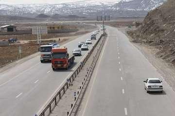 ثبت بیش از ۱۴۵ میلیون تردد خودرو در شش ماهه اول امسال برای آذربایجان شرقی