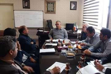 برگزاری جلسه کمیته مسکن مهر استان قزوین