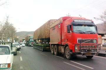 ۹ میلیون تن کالا از استان مرکزی به نقاط مختلف کشور حمل شد