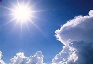آسمان مسیر راهپیمایی اربعین صاف و در برخی مناطق نیمهابری است