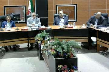 برگزاری جلسه کارگروه تخصصی مخاطرات زلزله در استان گلستان