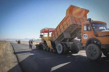 پروژههای راهسازی شهرستان بیله سوار با جدیت در حال اجرا است