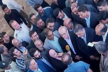 بازدید سرزده وزیر راه و شهرسازی از پایانه مسافربری جنوب تهران