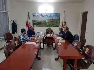جلسه بررسی پیشنهادات شهرداری مورخ 98/07/09 برگزار گردید.