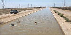 خواهر و برادر شوشی در کانال آبیاری غرق شدند