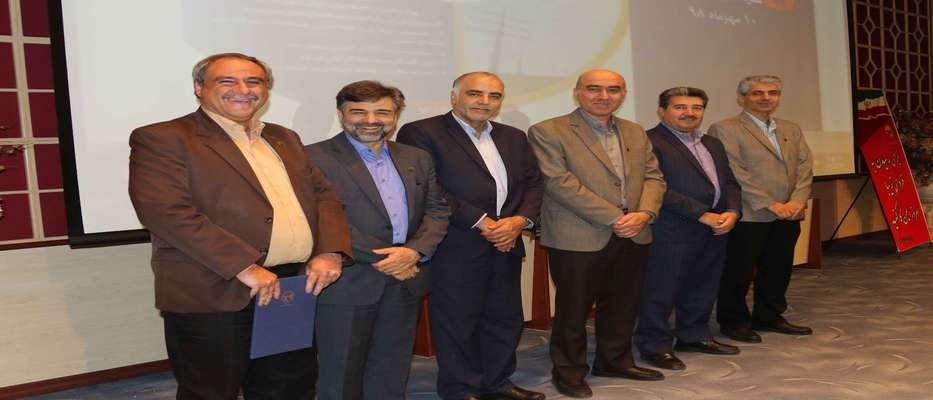 برترینهای مدیریت دانش و نظام پیشنهادات در برق منطقه ای اصفهان تقدیر شدند