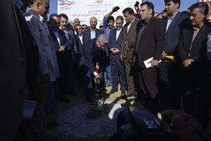 افتتاح و کلنگ زنی 11 پروژه برق منطقه ای خوزستان با حضور وزیر نیرو در کهگیلویه و بویراحمد