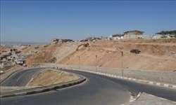 عملیات پایدارسازی ترانشه های احمدآباد و ملازینال