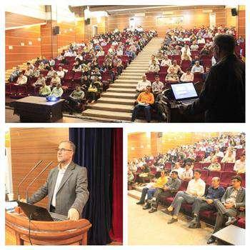 برگزاری کارگاه آموزشی گزارش نویسی تخصصی در بوشهر