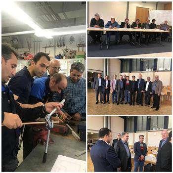 توسعه برنامه آموزش های بین المللی در سازمان نظام مهندسی ساختمان
