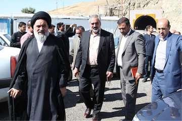 توسعه محورهای مواصلاتی در اولویت برنامههای عمرانی کردستان است