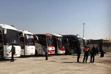 پیش فروش بلیت اتوبوس از ۲۴ تا ۲۹ مهرماه در استان اردبیل ممنوع است