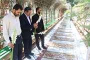 به مناسبت هفته دفاع مقدس؛ تجدید میثاق راه و شهرسازی فارس با آرمانهای شهداء