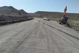 بهره برداری از 3 کیلومتر دیگر از بزرگراه کرمان – کوهپایه تا پایان امسال