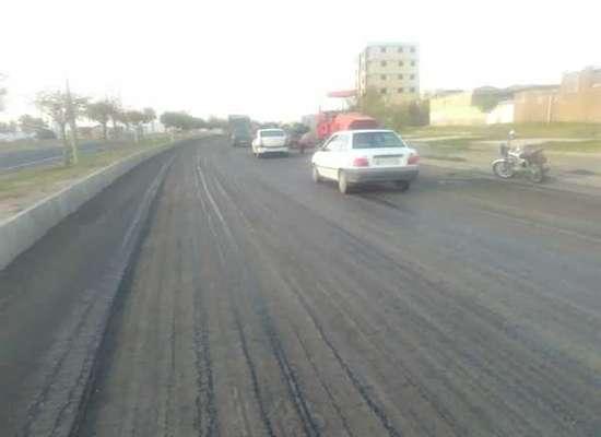 گزارش تصویری پروژه های عمرانی شهرداری طی روزهای هفته جاری