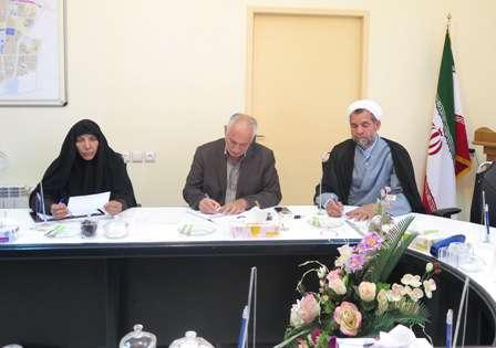 برگزاری یکصد و سی و پنجمین جلسه شورای اسلامی شهر بیرجند