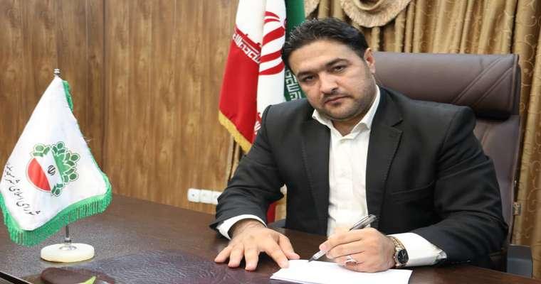پیام وحید زمانی حموله رئیس شورای اسلامی شهر مسجدسلیمان به مناسبت فرارسیدن هفته دفاع مقدس