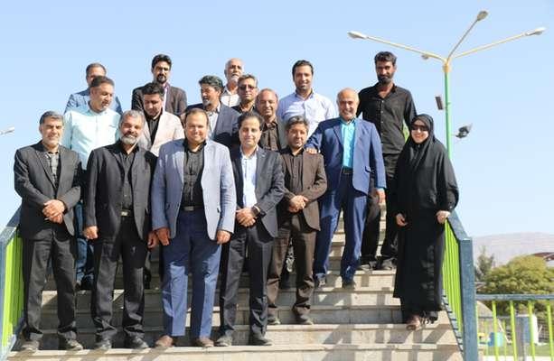در بازدید شورای شهر زرند از پروژه های عمرانی مطرح شد: تسریع در انجام پروژه ها و جلوگیری از انحراف بودجه ای