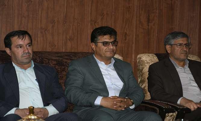 دیدار شهردار و اعضای شورای اسلامی شهر یاسوج با فرماندهی نیروی انتظامی کهگیلویه و بویراحمد