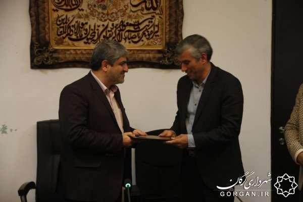 انتصاب و جابجایی مدیران در شهرداری گرگان