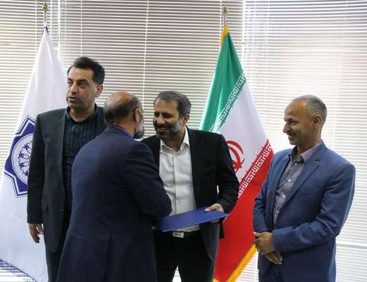 انتصاب احمد محمدیان به عنوان سرپرست معاونت اداری و مالی شهرداری
