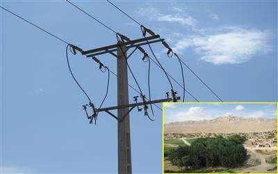 پيشرفت 50 درصدي بهينه سازي و اصلاح شبكه هاي برق در سه روستاي تومانك ، بارده و شيخ شبان شهرستان بن