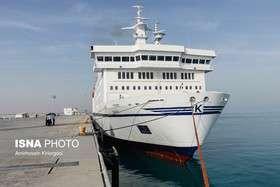راهاندازی نخستین کشتی بوشهر-قطر با تاخیر سه ماهه