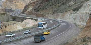 ترافیک روان در محورهای منتهی به مرزهای سهگانه/انسداد هراز تا ۱۶ مهر