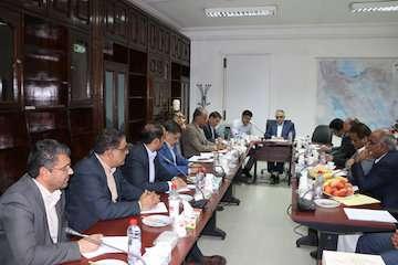 برگزاری چهارمین جلسه شورای هماهنگی امور راه و شهرسازی سیستان و بلوچستان