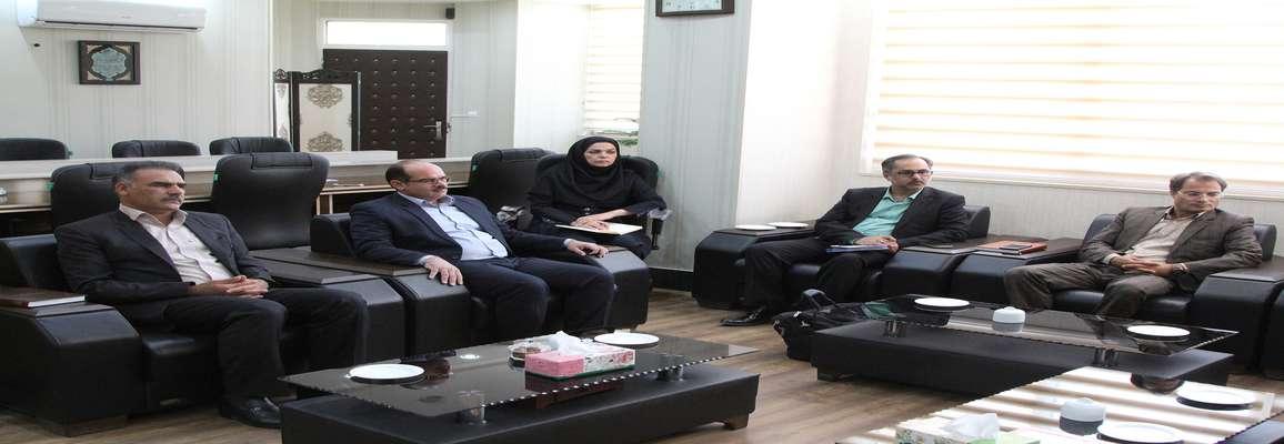 جلسه بررسی طرح پیشنهادی خواهرخواندگی بیرجند با یکی از شهرهای دنیا در شهرداری بیرجند برگزار شد
