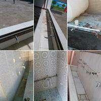 نصب تجهیزات کاهنده مصرف آب در مدارس، مساجد و اماکن عمومی شهر آبادان