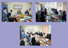 کارگاه آموزشی تشکیل مجمع خیرین آبرسان استان قزوین برگزار شد