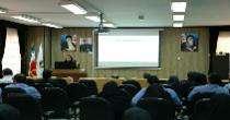 برگزاری اولین همایش مسئولین خانههای بهداشت کارگری شهرستان کرمان