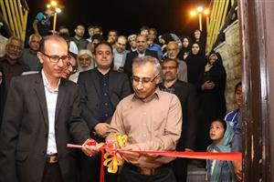 نمایشگاه نقاشی «آوان» در هنرسرای شهروند لار گشایش یافت
