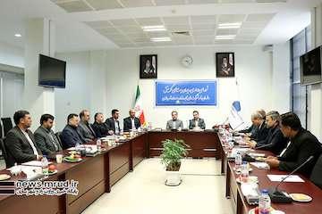 جلسه شورای اداری مدیران سازمانها و شرکتهای تابعه وزارت راه و شهرسازی برگزار شد