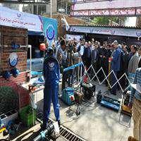 برگزاری همایش اولین دوره مسابقات ملی مهارت در آبفا خوزستان