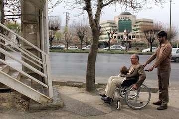 ویرایش سوم ضوابط و مقررات شهرسازی برای معلولان جسمی و حرکتی تهیه میشود/ تدوین راهنمای کاربردی ضوابط و مقررات شهرسازی برای معلولان جسمی و حرکتی