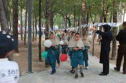 بوستان جنگلی کوی زهرا به بهره برداری رسید