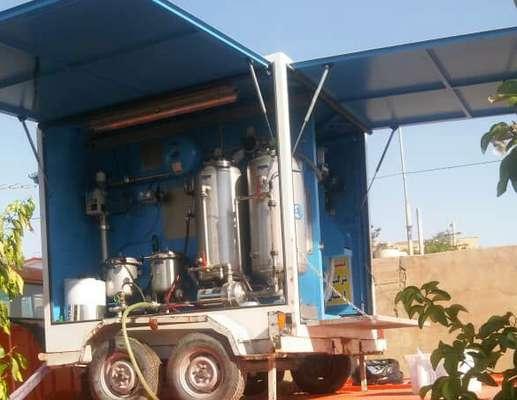 تامین آب شرب زائرین اربعین حسینی توسط شرکت آب و فاضلاب روستایی استان